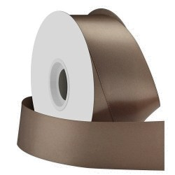 single-face-satin-ribbon-38mm-chocolate-4