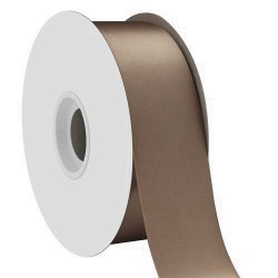 single-face-satin-ribbon-38mm-chocolate