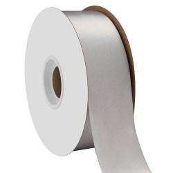 single-face-satin-ribbon-38mm-silver